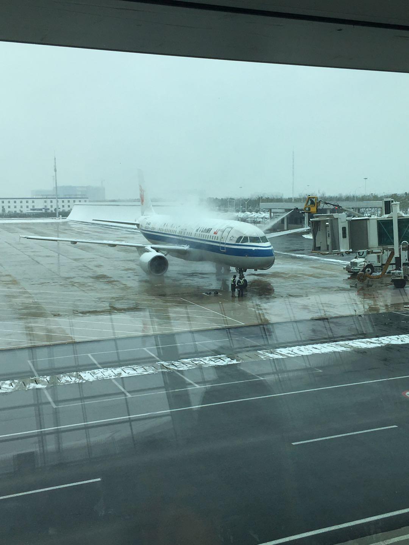 天河机场-飞机照片